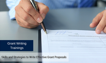 grant writing certificate program Learning will also encompass nonprofit development, the comprehensive preparation of grant proposals, and technical writing upon successful completion of the fundamentals of grant writing.
